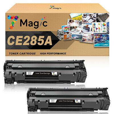 10x CB436A Printer Toner For LaserJet P1505n M1522nf FREE SHIPPING!