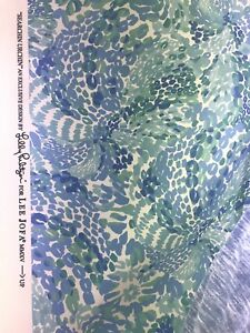 Image Is Loading Lilly Pulitzer By Lee Jofa Fabrics Searchin Urchin