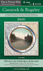 Cannock & Rugeley (PPR-CAR): Four Ordnance Survey Maps from Four Periods from Early 19th Century to the Present Day by Cassini Publishing Ltd (Sheet map, folded, 2007)