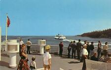 Photo. 1960-1. Canada. Ferries at Active Pass