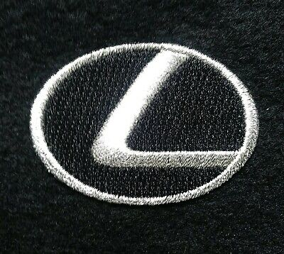 Lexus Embroidered Iron On Automotive Patch.