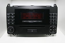 Mercedes Audio 20 CD MF2750 Original Autoradio Sprinter Vito A B Klasse Radio 04