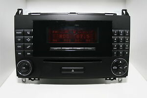 Mercedes-audio-20-CD-mf2750-original-autoradio-a-B-clase-sprinter-Vito-radio-04