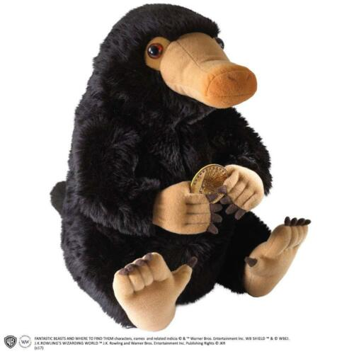 Noble Collection niffler collectionneurs plush soft toy