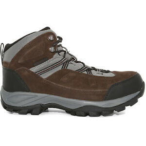 "Magnum 5"" Men's Bridgeport Waterproof Steel Safety Toe Boots, Chocolate/Charcoal"