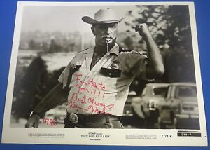 KEENAN WYNN deceased 1986 signed auto autographed 8 x 10 actor