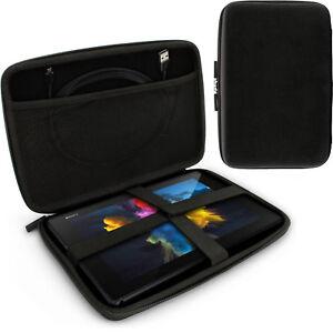 Black-EVA-Travel-Hard-Case-Cover-Bag-for-Sony-Xperia-Z4-SGP771-10-1-034-Tablet
