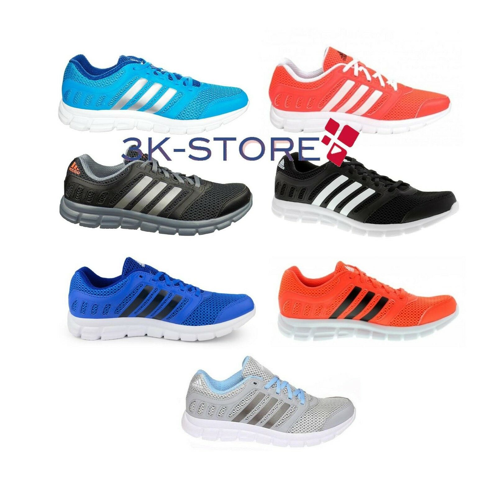 CHAUSSURE CHAUSSURES HOMME HOMMES RUNNING ADIDAS BREEZE 101 2m