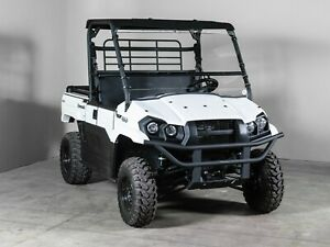 Compatible with Yamaha Viking Full UTV Windshield 3//16 Made in the USA!.