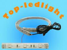 1M 5050 RGB IP68 Waterproof Fountain LED Strip Underwater for Aquarium/Tank