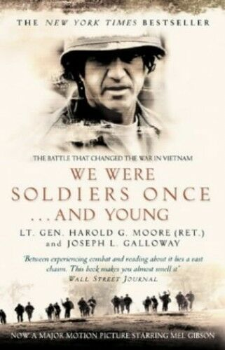 1 of 1 - We Were Soldiers Once...And Young: The Battle T... by Moore, Harold G 0552150266