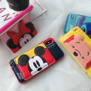 iphone xr wallet case disney
