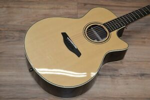 Furch Green Series GC SR with Rosewood Back and sides Spruce Top /LR Baggs VTC