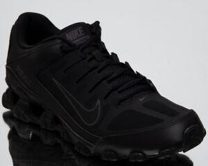 Nike Reax 8 TR Mesh Men s Training Shoes Black 2018 Low Top Sneakers ... 1611bde58