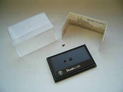 Maledettamente Box Per Abrex Modello 1/72 Skoda S 110 L-mostra Il Titolo Originale Durevole In Uso