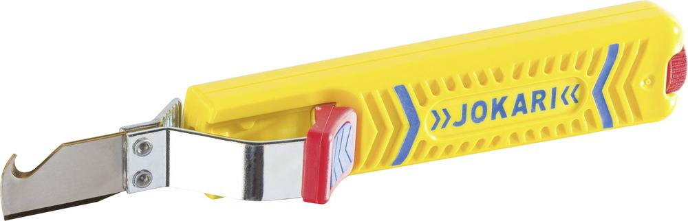 Kabelentmanteler Geeignet für Rundkabel 8 bis 13 mm 0.2 bis 4 mm²  Jokari SECURA