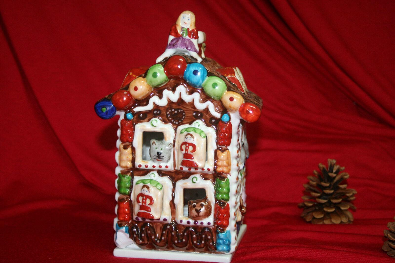 Maison de poupée villeroy & boch German Christmas