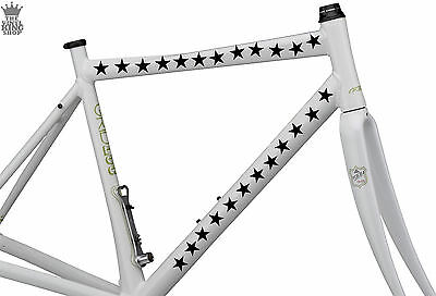 Star Bike Frame Stickers Vinyl Stickers Decals Quad Scooter Kids Childs Name