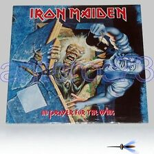 "IRON MAIDEN ""NO PRAYER FOR""RARE LP MADE IN ITALY 1990 - MINT STILL SEALED"