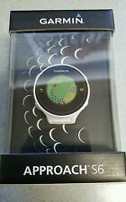 Golf  GARMIN APPROACH S6  GPS Technology  Golf Watch White