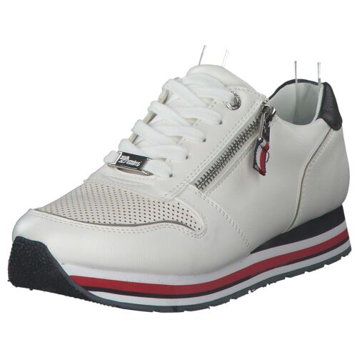 Tom Tailor Damen Sneaker Freizeitschuh Sommerschuh 8095503 Weiß Neu