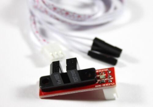 RAMPS 1.4 und RepRap 3D Drucker Optischer Endschalter mit Anschlussleitung z.B