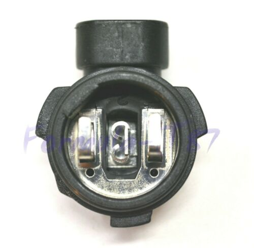 Flosser 1445 Pigtail Female H1 Fog Light Bulb Connector Holder W// Wire Harness