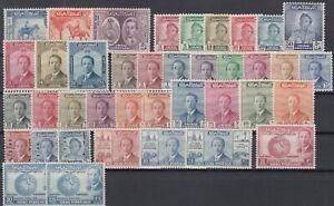 AJ5322-IRAQ-1942-1956-MINT-SEMI-MODERN-LOT