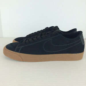 timeless design bee55 1e81e Details about Nike SB Blazer Zoom Low Shoes Black Anthracite 864347-002 sz  Men 11