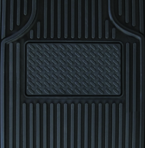 Trimmable C15-18 Choose Color Heavy Duty All Weather Rubber Floor Mat