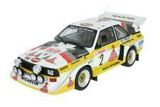AUDI SPORT QUATTRO s1 e2 Röhrl/spirito villaggi-Rally Monte Carlo 1986 - 1:12