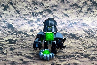 Lego Mini Figure Nexo Knights CyberByter Dennis from Set 72001
