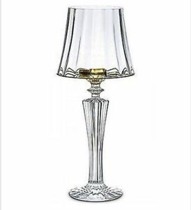 Baccarat Lantern MILLE NUITS 2pc Candle Votive Holder Crystal ...