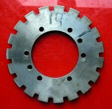 Hartford Index 8 Inch Super Spacer Master Plate See Listing For Indexes Avail