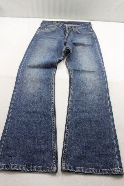 J6798 Lee Denver Jeans W28 L30 Blau  Sehr gut
