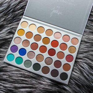New-Morphe-glitter-makeup-eyeshadow-eyeliner-shimmer-beauty-cosmetics-Palette