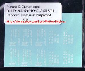 Funaro-F-amp-C-D-1-HOn2-1-2-HOn30-SR-amp-RL-Sandy-River-Rangeley-Lakes-DECALS-Flat-Pulp
