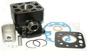 kit cylindre piston moteur pour gilera gsm h@k 50c1 2t