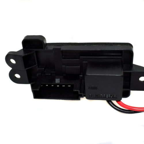 Heater Blower Module Resistor For Cadillac GMC Chevrolet Tahoe 973009 89019088