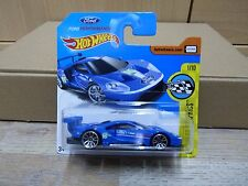 Hot Wheels 2017  2016 Ford GT Race  HW Speed Graphics Ford Performance #166