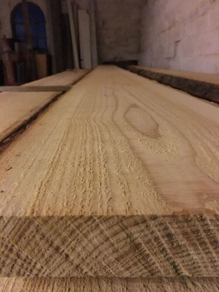 Planker, Lærketræ