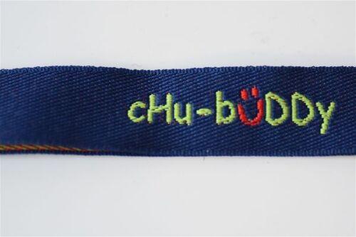 Chubuddy Chewy Holder Embroidered Green with Sensory University Grip Stixx*