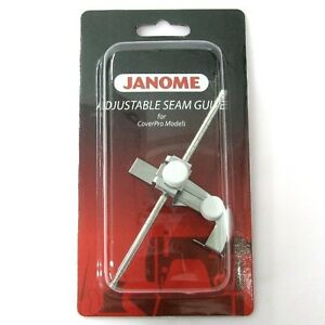 Adjustable-Seam-Guide-795806102-For-Janome-900CPX-1000CPX-CoverPro-Machines