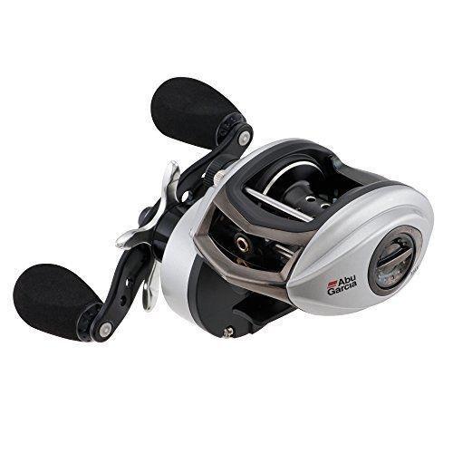 Abu Garcia Revo ® RVO3 STX Baitcaster RH Reel De Pesca Nuevo + garantía + Free Trenza