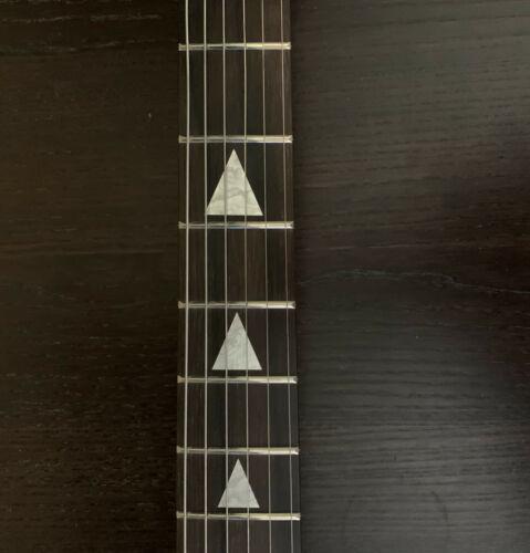 Blink 182 Tom Delonge Triangle Custom Shop Strat MOP Inlay Sticker 4 ANY GUITAR