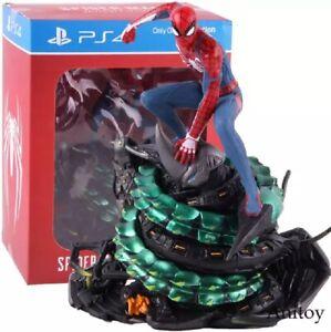 7-5-034-Statue-Avengers-Infinity-Krieg-SPIDER-MAN-PVC-Action-Figur-Sammlerstueck-Modell