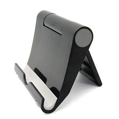 UNIVERSAL SLIM DESK STAND HOLDER FOR SMART PHONES MOBILE TABLETS IPAD IPHONE