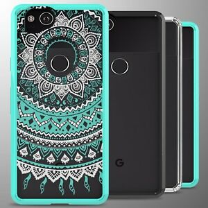 For-Google-Pixel-2-Case-Hard-Back-Bumper-Slim-Shockproof-Phone-Cover