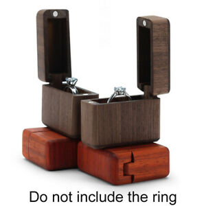 Wooden-Ring-Storage-Box-Portable-Wedding-Jewelry-Container-with-Magnetic-Lid-Art