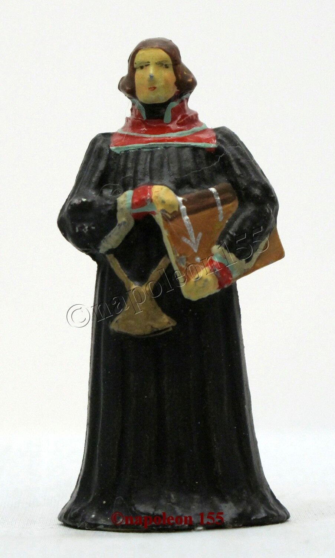 Figurine, Soldat de Plomb Ancien greenUNNI. Froissart